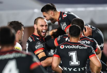 Penrith Panthers vs New Zealand Warriors: NRL finals live scores, blog