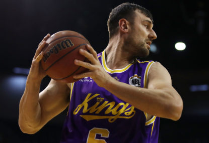 Brisbane to set Bairstow on Bogut in NBL