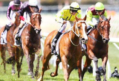 The Mounting Yard: Sir John Monash race day at Caulfield Preview