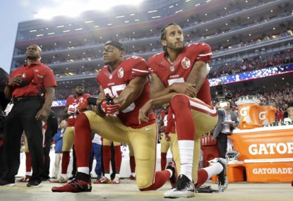 As America burns, sport reminds us of its social responsibility