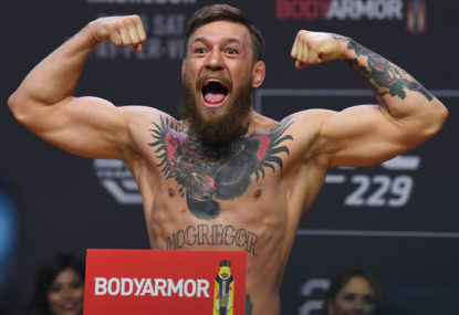 Conor McGregor announces MMA retirement