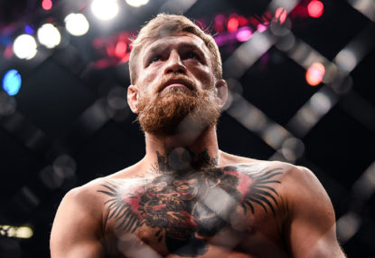Conor McGregor has no claim to the UFC lightweight title