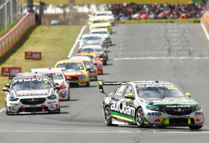 It's race week! Supercars return