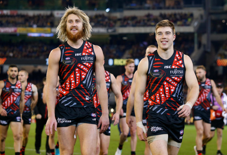 Why don't we wear the Indigenous guernseys every week?
