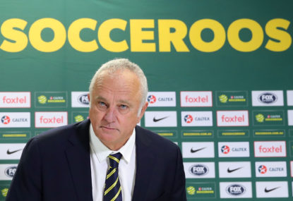 Arnold ponders Socceroos formation switch