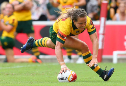 Jillaroos vs Kiwi Ferns: Women's international rugby league live scores, blog