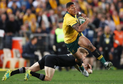 It's Code of Conduct hearing day to decide Israel Folau's rugby future
