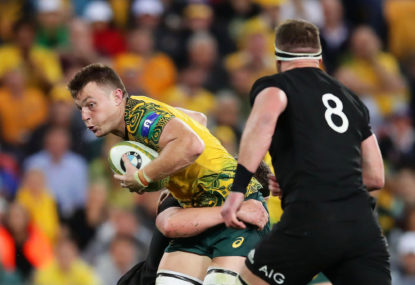 Wallabies squad for Bledisloe 3: Dempsey returns from injury as Cheika names three potential debutants