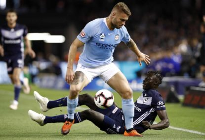 Melbourne City continue to struggle on Fridays
