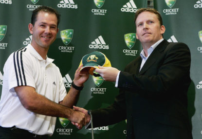 Kevin Roberts unveiled as new Cricket Australia CEO