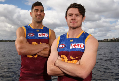 Trade period and draft analysis: Brisbane Lions