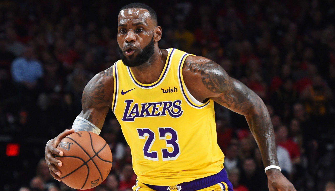 cffa146a8f0 Are the Lakers wasting a year of LeBron's prime?