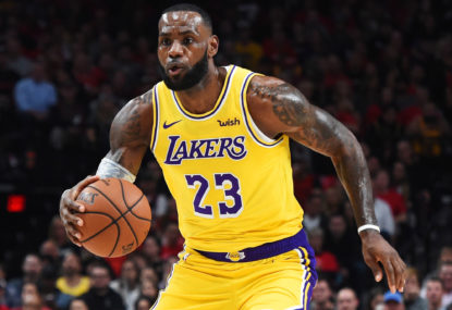 Why the Lakers will win it all in 2020