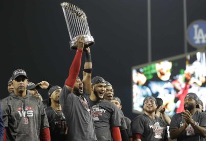 The 2018 World Series and the history that led to it