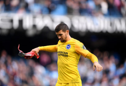 Brighton and Hove Albion vs Crystal Palace: EPL live scores