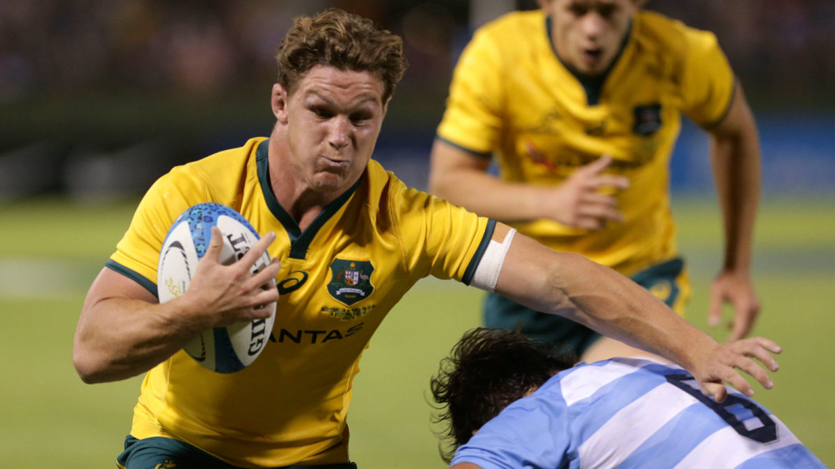The Rugby Championship: Players to watch