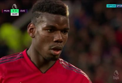 Paul Pogba gets roasted over his ridiculously slow, 26-step penalty run-up