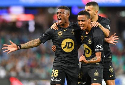 Western Sydney Wanderers vs Newcastle Jets: A-League live scores, blog