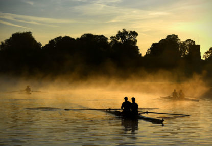 Rowing: It's actually quite good