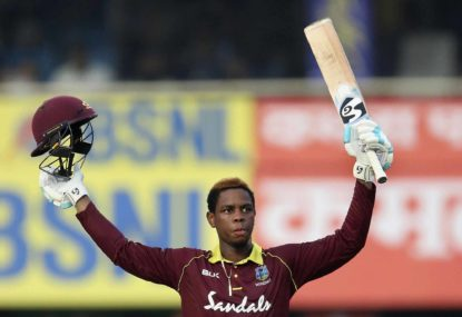 Will Shimron Hetmyer make it big in world cricket?