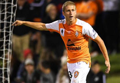Brisbane Roar vs Melbourne Victory: A-League live scores, blog