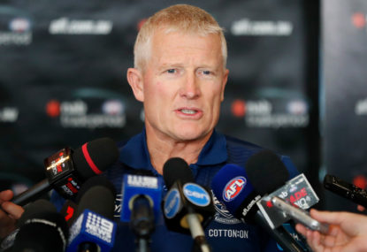 Trade period and draft analysis: Geelong Cats
