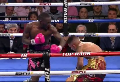 Highlights: Terence Crawford defends welterweight title with last-round TKO of Jose Benavidez