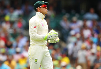 Tim Paine's Australia finds a way even through the narrowest passages