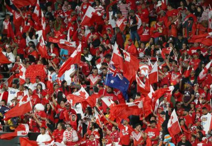 International rugby league needs to see more of Tonga