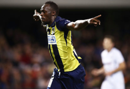 Usain Bolt may dash from A-League's Mariners