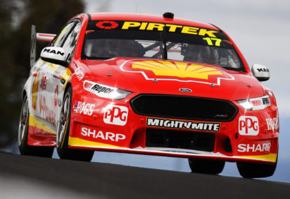 Scott McLaughlin anointed the new people's champion