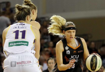 Return of the WNBL highlights a longtime supporter of women's sport