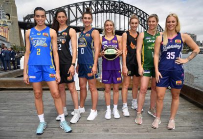 Get on board the WNBL grand final series