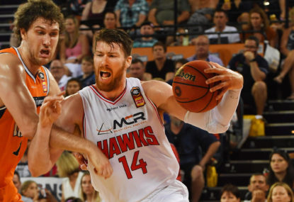 Ex-MVP Conklin proves he still belongs in the NBL
