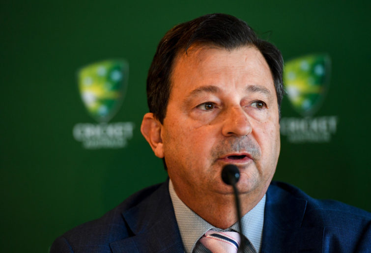 Cricket Australia Chairman David Peever