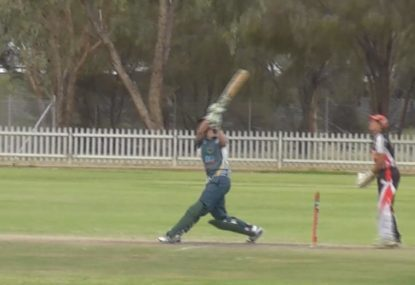 Last ball six completes miracle grand final win