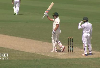 Finch reveals technical tinkering behind red-ball form