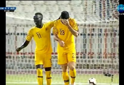 Defensive errors cost Kuwait dearly