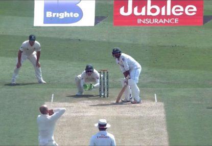 Pakistan skipper's bonkers batting stance confuses everyone