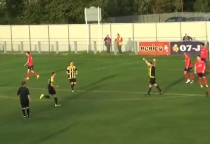 Deadly strike steals the win in extra time