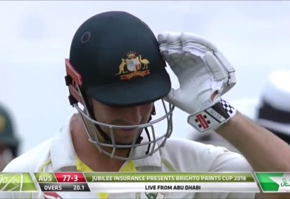 Another day, another failure for Mitchell Marsh