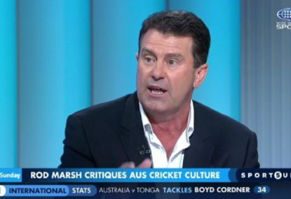 Mark Taylor fires up, rejects Rod Marsh's toxic CA culture claims