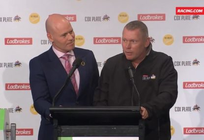 British commentator throws serious shade at Winx
