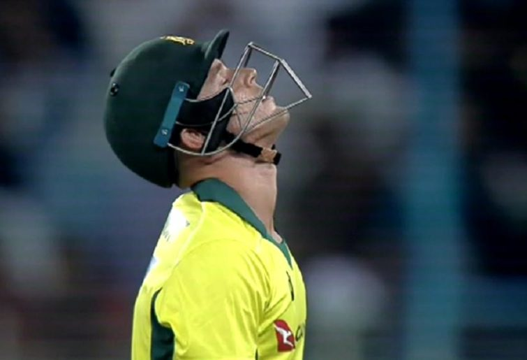 Pakistan brutally punish young Aussie for making the same mistake two games in a row