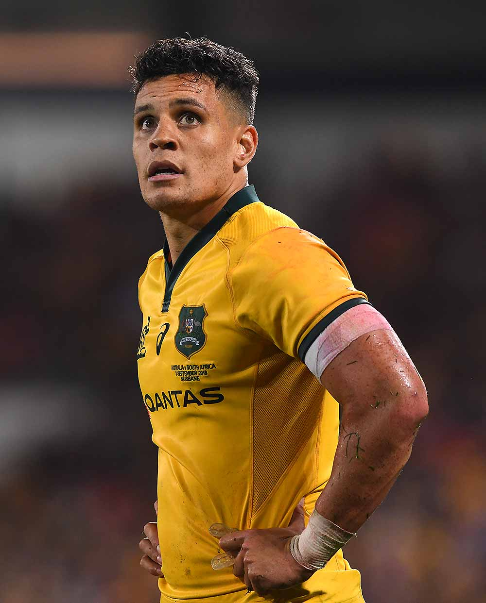 Matt Toomua of the Wallabies