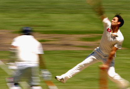 The match Mitch found his mojo: The Test which paved the way for Johnson's Ashes