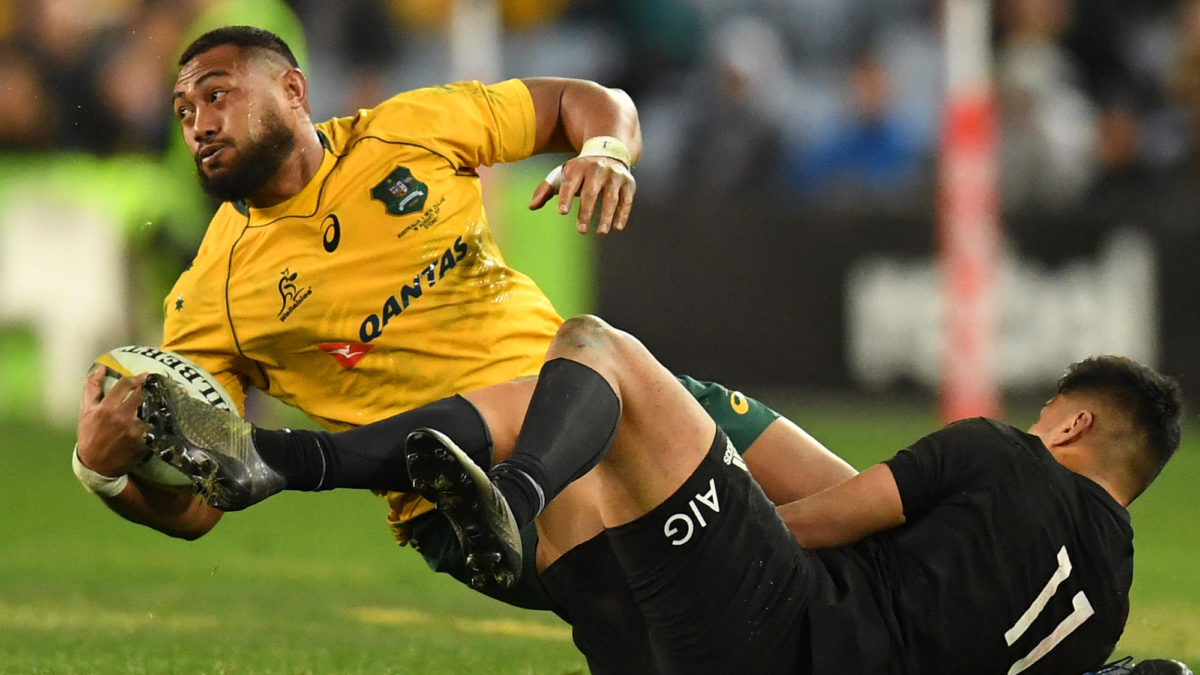 How to target the All Blacks, Part 4: Baiting the over-rush