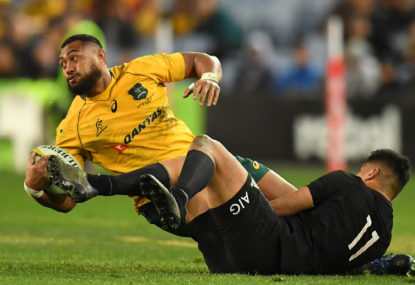 Sekope Kepu to retire from international rugby after World Cup