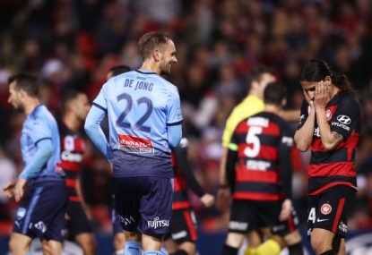 Something else from Siem: How the delightful Dutchman changed Sydney FC's season with one goal