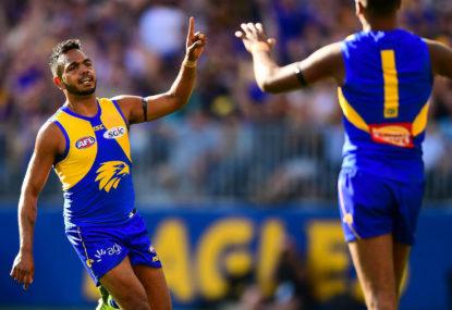 2019 AFL Power Rankings: Round 11